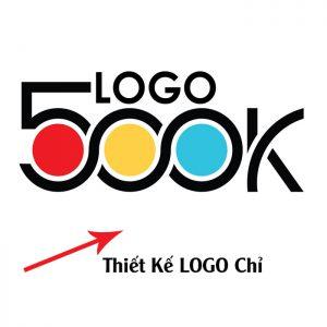 Thiết kế logo 500k 499k giá rẻ